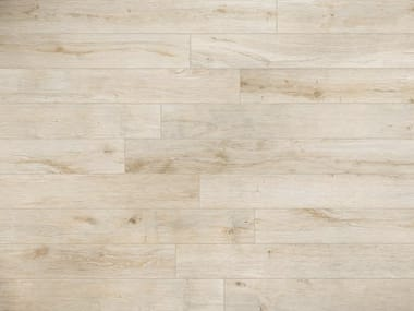 Porcelain stoneware wall/floor tiles with wood effect ALNUS Puro