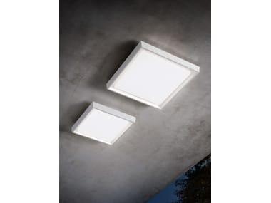 Lampada da soffitto a LED in alluminio ALU | Lampada da soffitto a LED