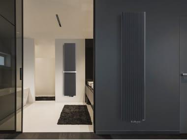 Wall-mounted aluminium decorative radiator ALU-ZEN