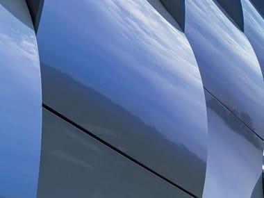 Composite material facade panel ALUCOBOND® spectra