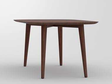 Tavolino da caffè in legno AMBIO | Tavolino da caffè