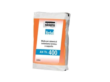 Cement-based glue AN THERM R400 GREY