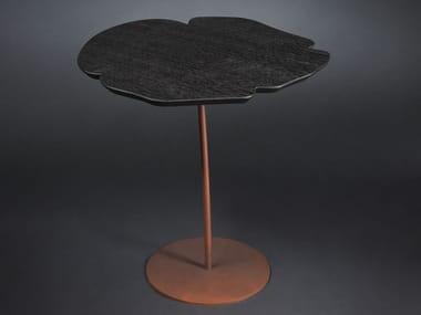 Oak high side table ANDY MONO