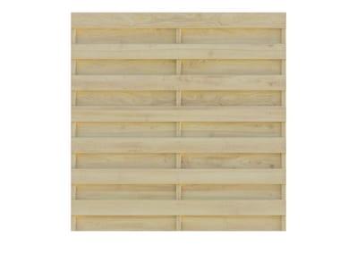 Wooden shade panel ANGELA