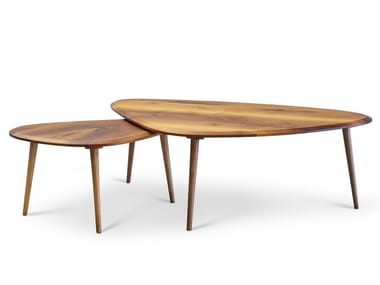 Wooden coffee table ANNA BERTA HOFER
