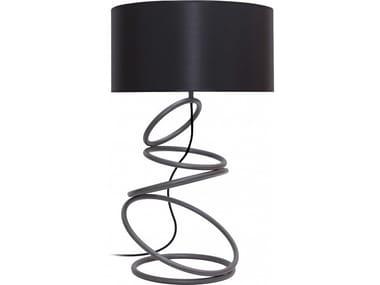 Metal table lamp ANO