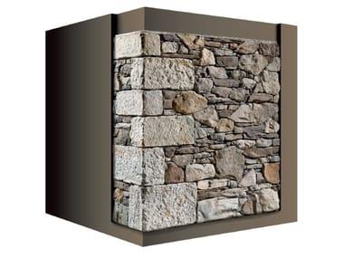 Rivestimento di facciata in pietra artificiale ANTICO CANTONALE 43