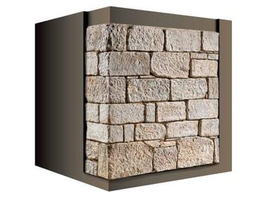 Rivestimento di facciata in pietra artificiale ANTICO PIANA 43