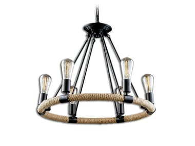 Pendant lamp ANTIQUE 6