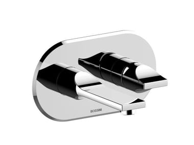 Mitigeur lavabo mural avec mousseur APICE | Mitigeur lavabo mural