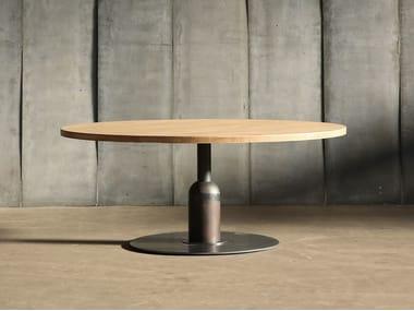 Round custom table APOLLO XXL