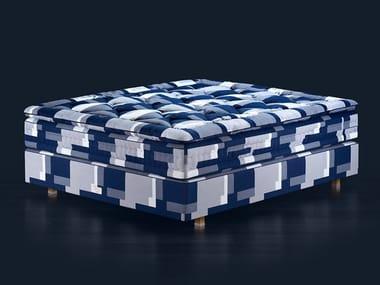 Fabric double bed APPALOOSA