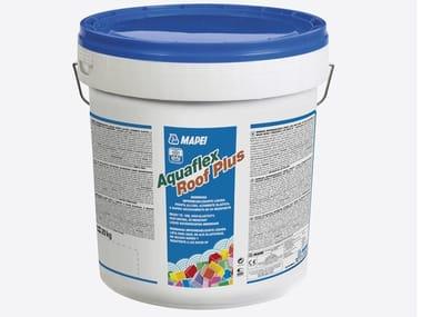 Impermeabilizzazione liquida AQUAFLEX ROOF PLUS