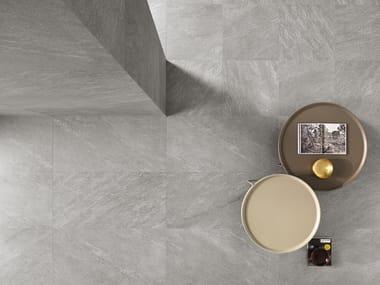 Porcelain stoneware wall/floor tiles ARAN GREY