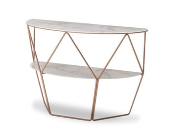 Ceramic console table ARBOR