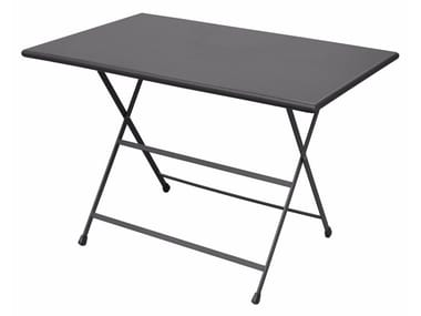 Folding rectangular table ARC EN CIEL | Rectangular table