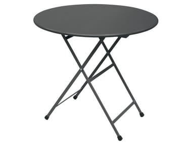 Folding round table ARC EN CIEL | Round table