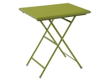 Folding rectangular table ARC EN CIEL   Folding table