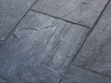 Indoor/outdoor natural stone flooring ARCADIA