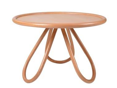 Tavolino rotondo in legno ARCH COFFEE TABLE | Tavolino in legno