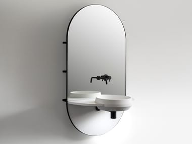 Livingtec® console sink with mirror ARCO