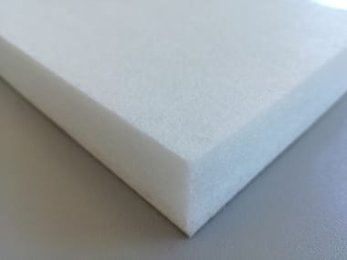 Polyester fibre anti-reverberation panel ARCO FORM