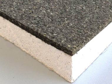 Eco-friendly soundproofing / sound-absorbing felt ARCO HPS GIPS