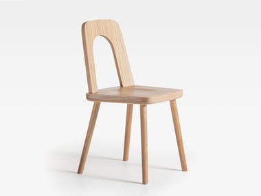 Oak chair ARCO | Wooden chair