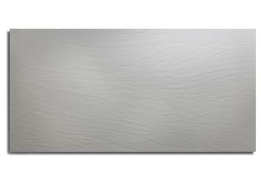 Laminam® furniture foil with stone effect ARDESIA - BIANCO A SPACCO