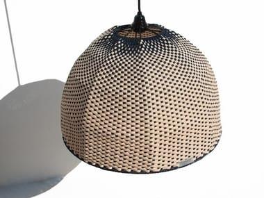Handmade PVC pendant lamp ARHUACA | Pendant lamp