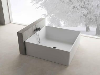 quadratische badewanne energiemakeovernop. Black Bedroom Furniture Sets. Home Design Ideas
