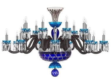 Crystal chandelier ARLEQUIN