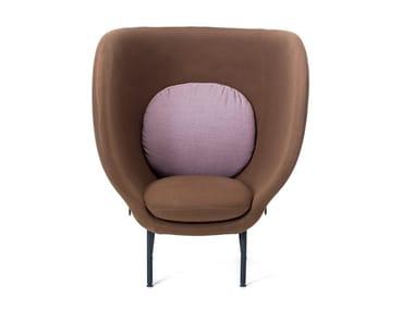 High-back armchair ARMADA | High-back armchair