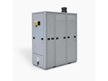 Outdoor boiler Outdoor boiler cabinet Logamax GB162 V2