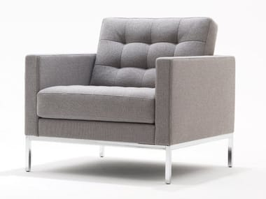 Armchair with armrests FLORENCE KNOLL RELAX | Armchair
