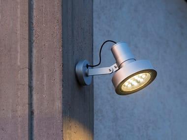 Lampione stradale a LED in alluminio da parete ARNE S | Lampione stradale da parete