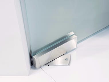 Hydraulic metal glass door hinge ART. 5000 | Hydraulic hinge