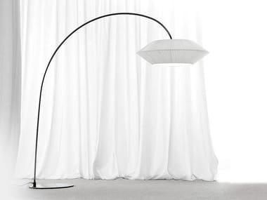 Silk floor lamp ARTE
