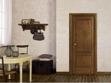 Solid wood door ARTE POVERA