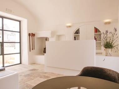 Ecologic resin wall/floor tiles ARTEVIVA