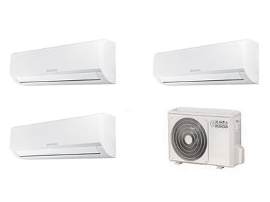 Wall mounted ceiling concealed Multi-split air conditioning unit ARYAL S1 E Inverter Multi