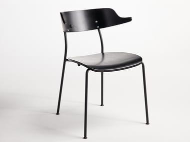 Open back ash chair MOU | Ash chair