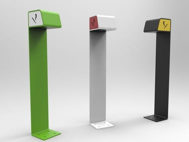 Ashtrays for public spaces