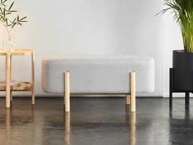 Fabric bench ASHI | Bench