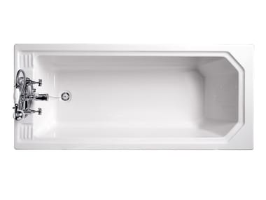 Rectangular fiberglass bathtub ASTORIA | Bathtub