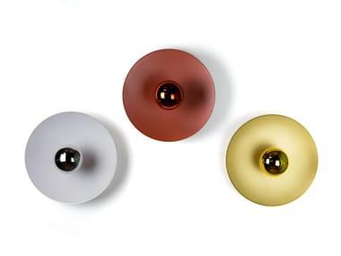 Lampada da parete / lampada da soffitto in acciaio ASTRO / P