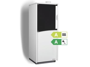 Floor-standing condensation boiler ATAG QRCC