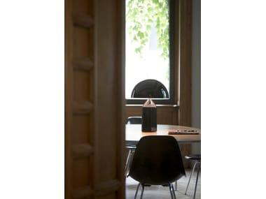 Table lamp OLUCE - ATOLLO 238 Black