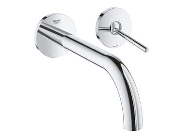 2 hole wall-mounted washbasin mixer ATRIO NEW - SIZE L | Wall-mounted washbasin mixer