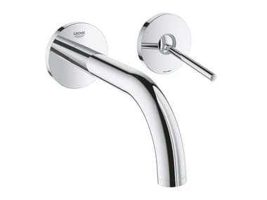 2 hole wall-mounted washbasin mixer ATRIO NEW - SIZE M | Wall-mounted washbasin mixer